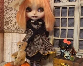 Custom Blythe Doll Halloween