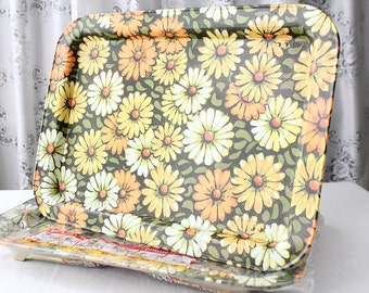 Marshallan TV Lap and Bed Tray with Daisies