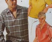 Hey Big Daddy Nice Shirt Butterick Men's pattern 4891
