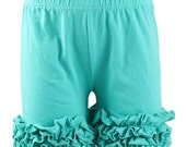 Icing Ruffle Shorties-Preorder