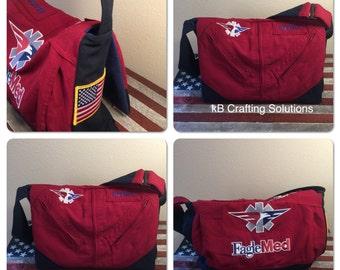 Military / Professional Messenger Bag