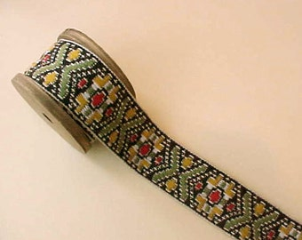 Lovely Ethnic Look Wide Woven Sewing Trim