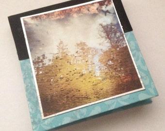 Reflection Mini Notepad
