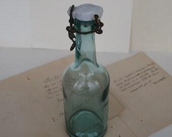 Antique Big European Bottle - 1950's