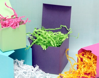 Decorative Gift Wrap Paper Shredding