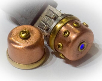 USB Flash drive 128GB  steampunk