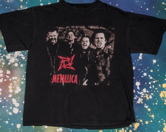 METALLICA Metal Rock T-Shirt Size L