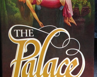 Book, The Palace by Chelsea Quinn Yarbro