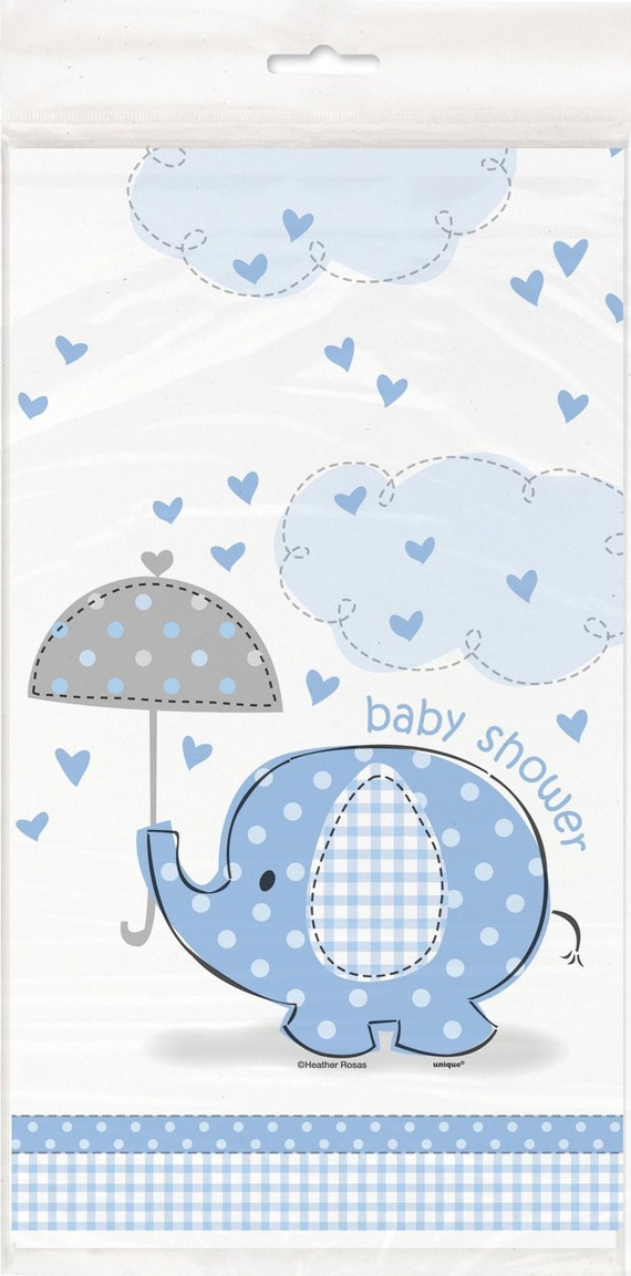 table cloth baby shower decorations unisex shower baby boy shower