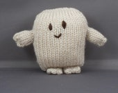 Adipose, Doctor Who, Hand Knitted Toy, Monster, Plush