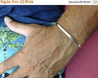 15%OFF Skinny Sterling silver Cuff bracelet