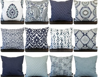 Couch Cushion Covers Etsy: The largest selection of throw pillow covers by ThePillowPeople,