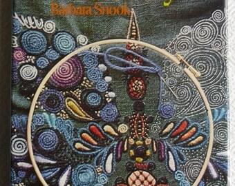 Vintage Book - The Creative Art of Embroidery, Barbara Snook, Hamlyn Publishing Group, 1972