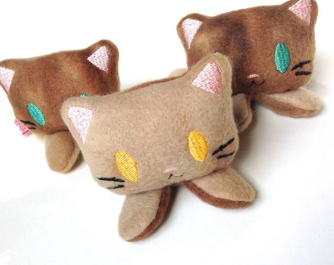 Featured listing image: Siamese Burmese Catnip Kitten Toy