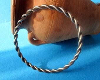 Vintage Silver Bracelet,