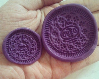 SALE oreo flexible mold for clay (28 mm or 50 mm)