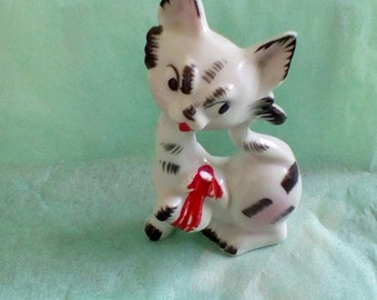 1950s Silly Kitty