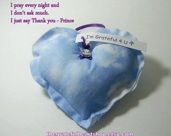 Grateful Hearts Gift Set Inspired by Prince Set of 4