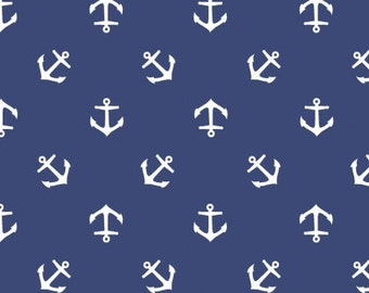 Boppy Cover, Nursing Pillow - Anchors Away
