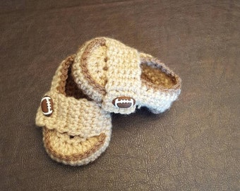 Baby booties - crib shoes - baby loafers