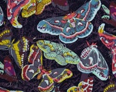 Anna Maria Horner fabric- 4 yards of Sinister Swarm from Field Study collection