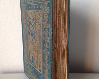 Antique book: Of the Imitation of Christ by Thomas A. Kempis, 1908, London Chatto & Windus, Rare Book