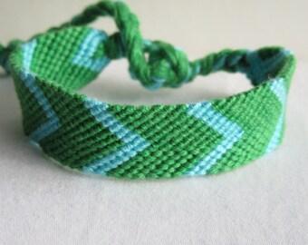 SALE!!!!!!! Friendship Bracelet -Chevron