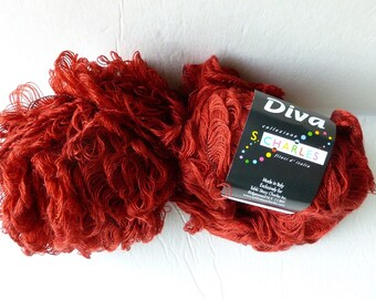 Yarn Sale  - Red Diva by Stacy Charles