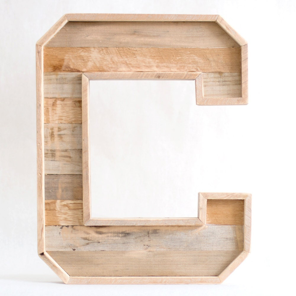 Xl wood letters for wall large wooden letters wooden wall for Large wooden letters