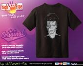 David Bowie Black T-Shirt