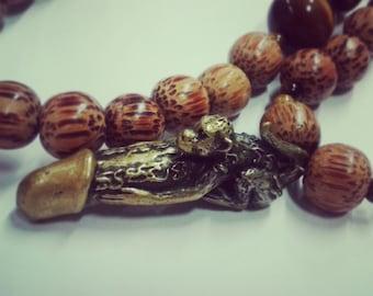 Necklace Palad Khik Amulet