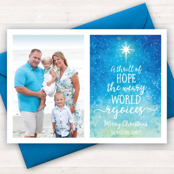 il_570xn - Christmas Card Scripture