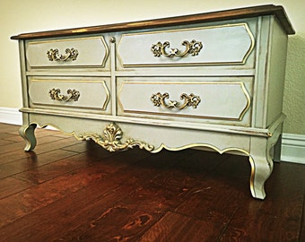 Lane Cedar Hope Chest, Vintage Chest, Provincial, French Shabby Chic