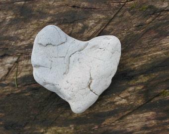 beach pebble heart sea stones home decor paper weight rocks art&craft supplies supply (8)