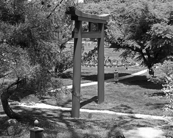 Torii Gate-horizontal (FREE shipping in the U.S. only)