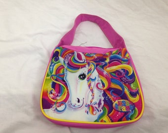 lisa frank purse / bag