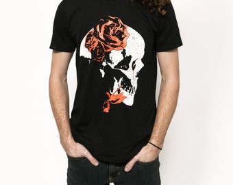 Drop Dead Gorgeous Men's Tee (Black/White/Red)