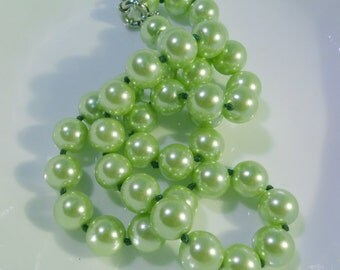 Shell Pearl Necklace - N010