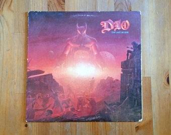 "DIO – The Last In Line (1984) Vintage Vinyl 12"""