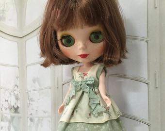 Blythe dress and pants