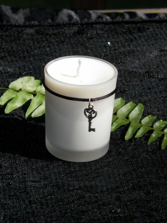 Study Guides Soy Hand Made Concentration Focus Ritual Candle