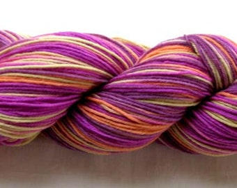 Hand Painted Sock Yarn 400 yards