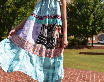 Festival Dress,Sun Dress,Bohemian Dress,Gypsy Dress,Hippie Dress,Beach Dress,Maxi Dress,Boho Dress,Summer Dress,Maternity Dress,Fairy Dress