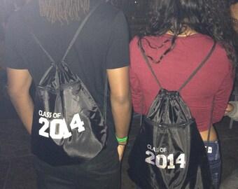 Grad Night Class of Cinch Bag