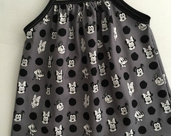 mickey and friends tunic tank top