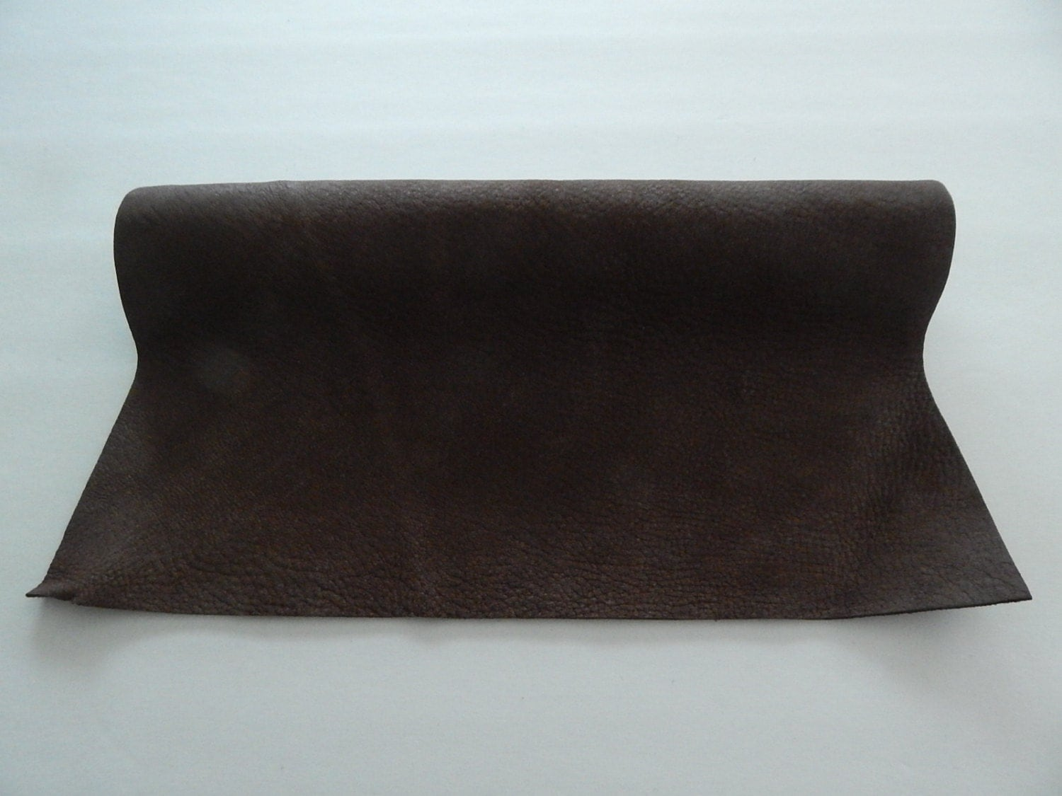 Chocolate milk tanned deerskin leather perfect for for Leather sheets for crafting