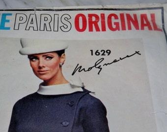MOLYNEUX Vogue Paris Original 1629 size 14