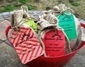 Coal Soap, Stocking Stuffer, Gag Gift