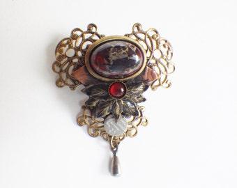 Vintage Victorian Brooch