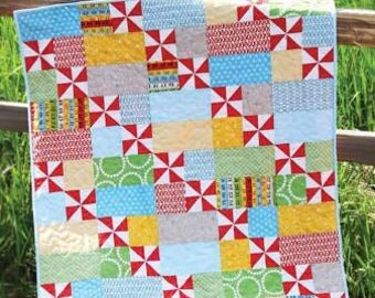 Playful Pattern by Cluck Cluck Sew